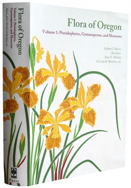 Flora of Oregon cover